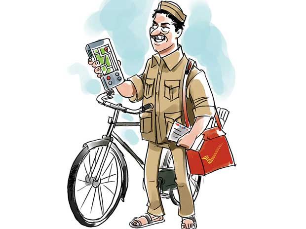 Postman-cartoon
